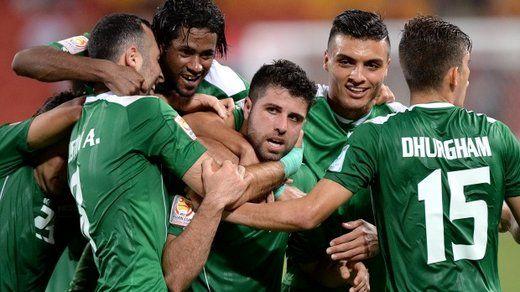 عراق بازیاش را لغو کرد و یمن باخت