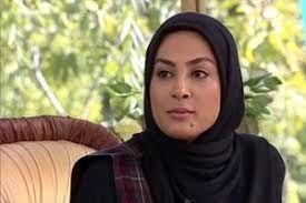 حدیثه تهرانی در پشت صحنه سریال «بهترین سالهای زندگی ما»