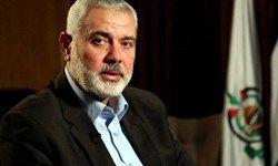 دیدار فرستاده «پوتین» با «اسماعیل هنیه» در نوار غزه