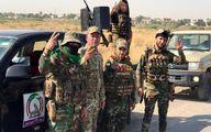 الحشد الشعبی حمله داعش را دفع کرد