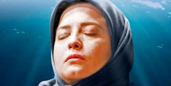 مهراوه شریفی نیا در پوستر «مدیترانه»