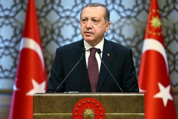 رایزنی اردوغان باسران ایران، روسیه، آلمان، قطر،اندونزی،سودان وپاپ
