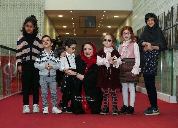 اکران دوباره خاله قورباغه در سینما+عکس
