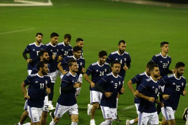 زمان و مکان مراسم بدرقه تیم ملی فوتبال ایران مشخص شد