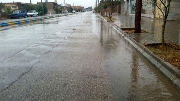 شدت بارندگی در کشور کاهش می یابد