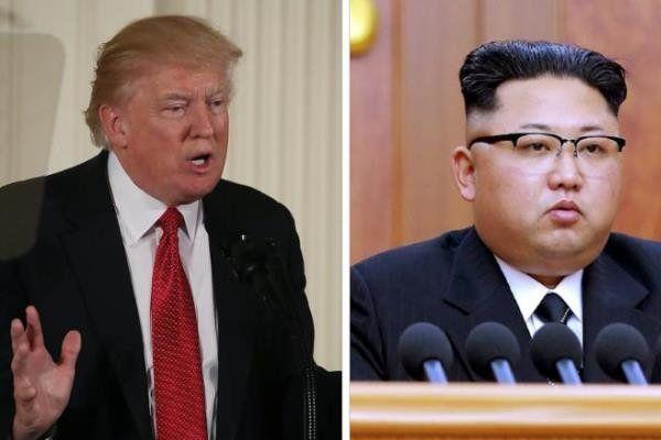 ترامپ رهبر کره شمالی را تهدید کرد