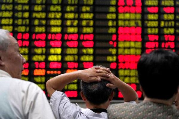 سقوط سهام با افت سود اوراق خزانهداری آمریکا
