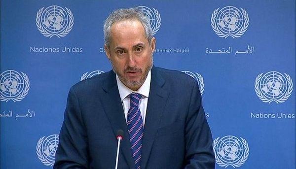 واکنش سازمان ملل به مزاحمت هوایی آمریکا