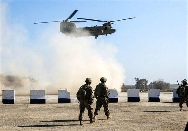 استقرار سامانه موشکی نیروهای آمریکایی در اربیل عراق