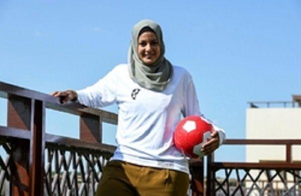 توجه بانوی فوتبالیست استرالیایی به ارزشهای اسلامی