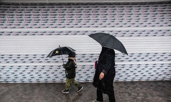 """امروز ۲۰ استان کشور منتظر """"بارش باران"""" هستند"""