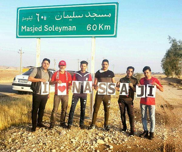 جدال نفسگیر شاگردان نکونام و فکری در مسجدسلیمان