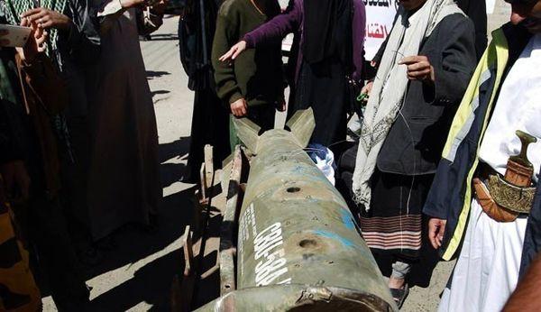 رسوایی کشتار یمنیها با بمبهای هوشمند انگلیسی