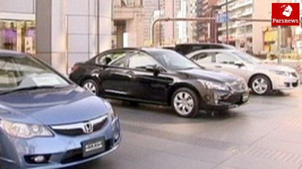 گمرکی خودروی سواری ژاپنی اعلام شد