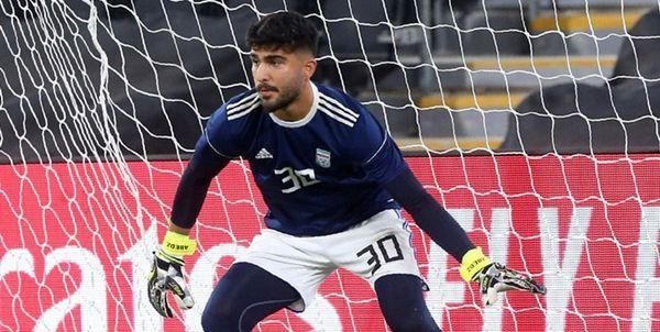 بهترین بازیکن دیدار پورتو - ماریتیمو یک ایرانی