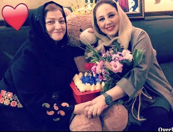 هدیه بهنوش بختیاری به مناسبت روز مادر + عکس