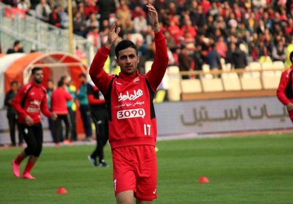 محرمی مراحل عقد قراردادش با باشگاه دیناموزاگرب تمام نشده است