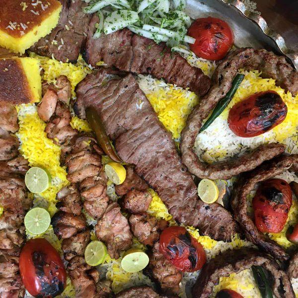 بُعد جامعه شناسانه تغذیه ایرانی در یک مستند