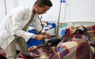 یک میلیون و ۱۱۸ هزار مورد مشکوک به وبا در یمن