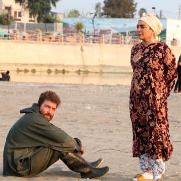 شهرزاد عبدالمجید با لباس خیلی راحتی!+عکس