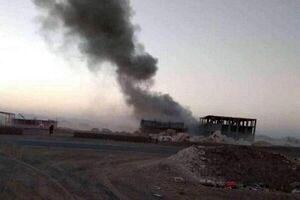 تسلط ارتش یمن بر دو منطقه و مرکز اطلاعات نظامی «مأرب»