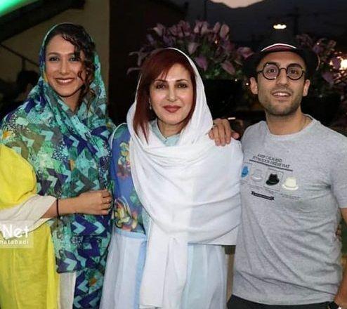 تولد بازیگر زن سینما با حضور هنرمندان برگزار شد+عکس