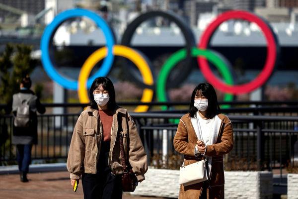 افزایش آمار مبتلایان به کرونا در المپیک توکیو