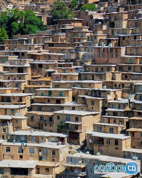روستای پلکانی دولاب + عکس