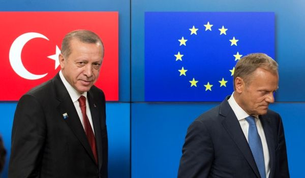 ترکیه از عضویت در اتحادیه اروپا بسیار دور شده است