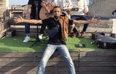 مازیار فلاحی و دوستانش + عکس