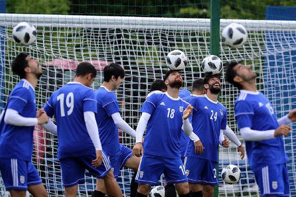 دستور تاج برای لغو مراسم بدرقه تیم ملی در کیش