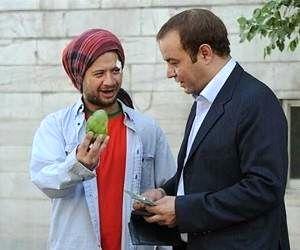 سریال های نوروزی و طنز علی صادقی + تصاویر