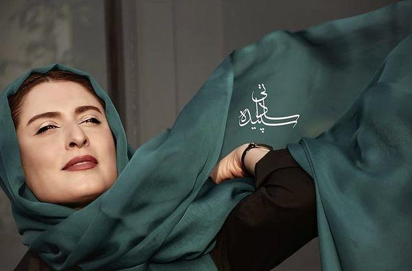 حرکت حرفه ای بهناز جعفری + عکس