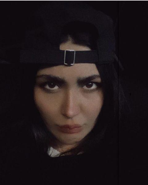 خشم شبانه مریم معصومی + عکس