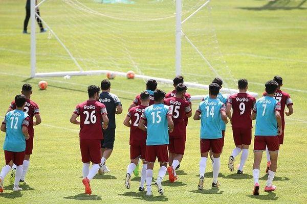 تغییر زمان دیدار تیم ملی امید ایران برابر عراق