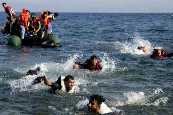 45 پناهجوی غیرقانونی در آبهای ساحلی ترکیه نجات یافتند