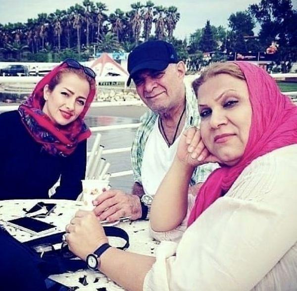 گشت و گذار مرحومسیروس گرجستانی با خانواده + عکس