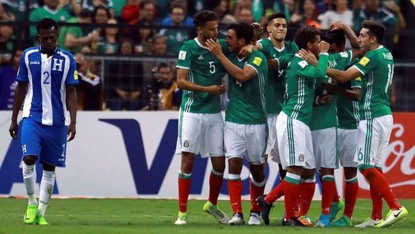 فهرست اولیه مکزیک برای جام جهانی