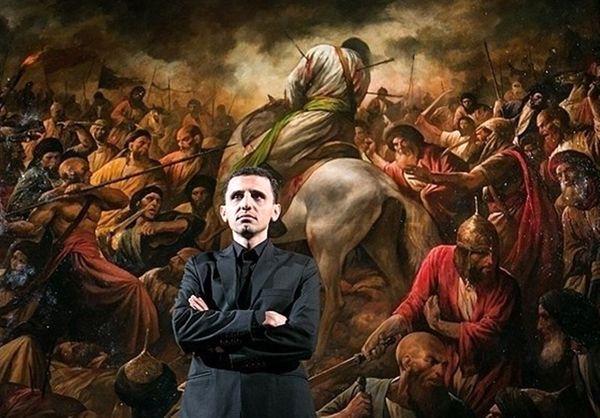 «لشکر فاطمیون» در حوزه هنری رونمایی شد+عکس