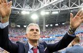 AFC: اسپانیا کیروش را نگران نمیکند