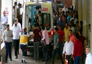 3 کشته بر اثر تیراندازی در گردهمایی حزب عدالت و توسعه ترکیه