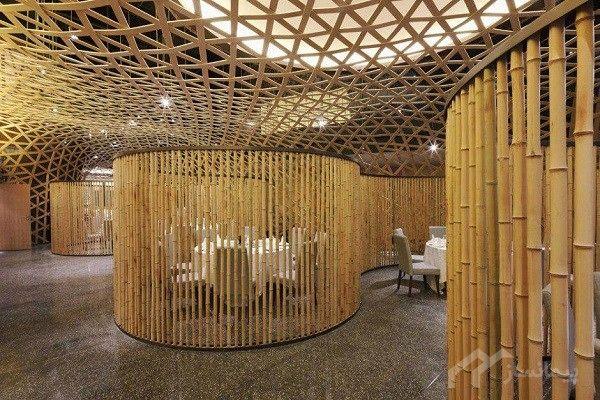 سادهترین روش استفاده از بامبو در دکوراسیون منزل+عکسها