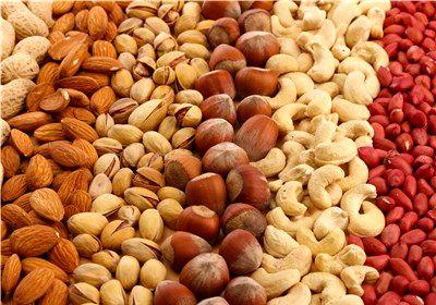جزئیات قیمت پایه ۲۲ نوع خشکبار