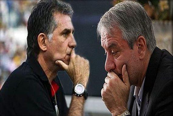 دوئل مرد مغرور پرتغالی و مرد خندان ایرانی