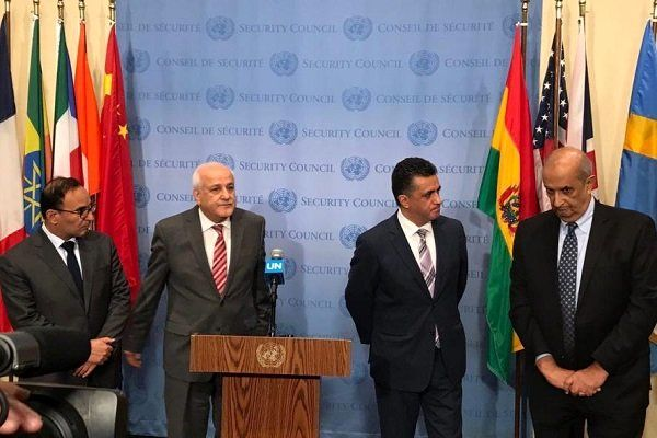 کویت: شورای امنیت درباره غزه به راه حلی دست نیافت