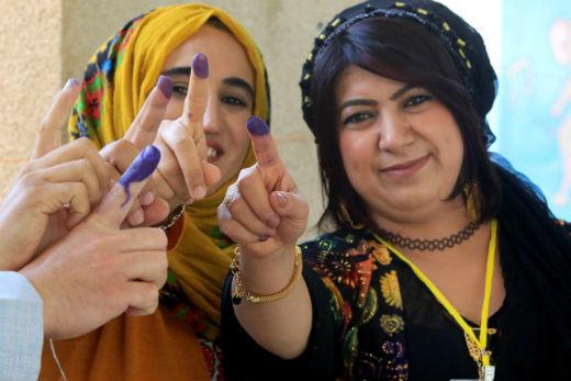 انتخابات کردستان عراق لغو شد