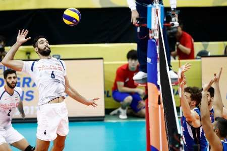 ایتالیای خاطره ساز حریف پنجم والیبال ایران