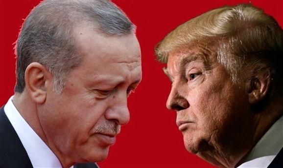 گفتوگوی تلفنی اردوغان و ترامپ باعث تغییر سیاست آنکارا شد