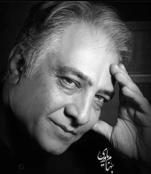 چهره مهربان ایرج نوذری + عکس
