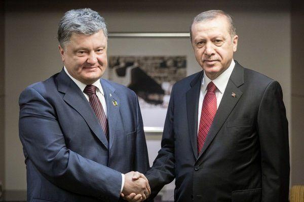 اردوغان: الحاق کریمه را به رسمیت نشناخته و نخواهیم شناخت